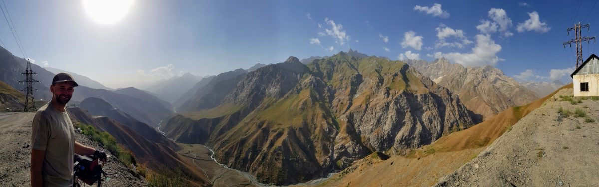 Tajikistan: to Dushanbe